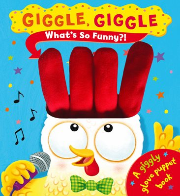 Book cover for Giggle Giggle What's So Funny?